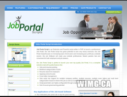 PHP Job and recruitment script , Job Board Script