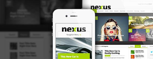 Free Download Nexus - Magazine WordPress Theme - Clone Site - Free
