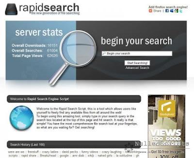 Rapid Search Script 2.2