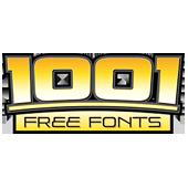 1001fonts.com Clone Site